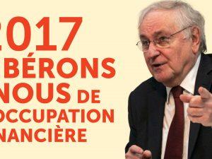 Præsidentvalg Frankrig 2017:  <br>Jacques Cheminades kampagne fortæller Sputnik, <br>hvorfor Fillon og Le Pen betyder blod og tårer for Frankrig