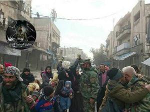 Syrien står umiddelbart foran befrielse <br>– Vil Det britiske Imperiums terrorist-<br>instrument blive ødelagt for altid?