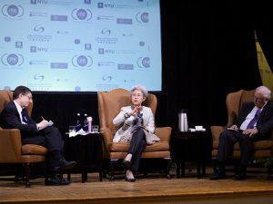 Madame Fu Ying: »Det menneskelige element i international adfærd«