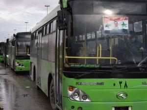 Jihadister forlader endelig Aleppo efter »ordrer fra den øverstbefalende«