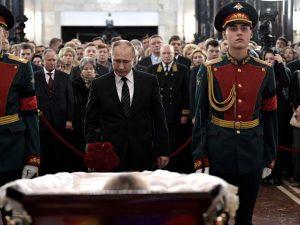 Mordet på ambassadør Karlov <br>– Obamas svanesang for krig