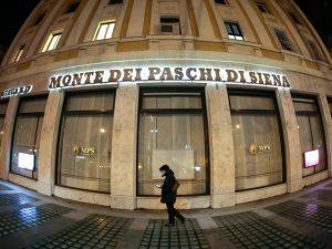 ECB erklærer Italien krig: <br>Kræver mere blod fra befolkningen for Monte dei Paschi Bank