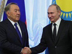 Putin vært for møder i det Højeste Eurasiske Økonomiske Råd og CSTO's Kollektive Sikkerhedsråd