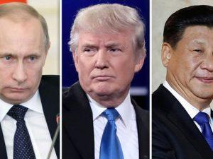 Korrupte efterretningsfolk bag Obama afsløret som løgnere; <br>USA må alliere sig med Rusland og Kina
