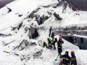 Nye jordskælv, kulde, snestorme skaber ny nødsituation i det centrale Italien