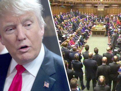 Den britiske efterretningstjeneste afslører <br>sig selv i sine operationer mod Trump. <br>Af Helga Zepp-LaRouche