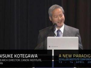 Daisuke Kotegawa nyt bestyrelsesmedlem i Internationale Schiller Institut