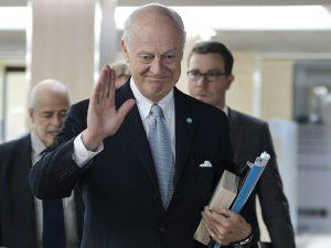 Internt syrisk møde begynder i Astana