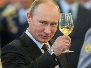 Putin sender nytårshilsner til lederne af Japan, <br>Tyrkiet, BRIKS og nyvalgte præsident Trump