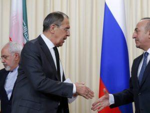 Målet for fredsforhandlinger i Astana: Syrien bør tilhøre syrere