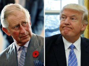 Trump og de britiske royale har slet ikke en »særlig relation«