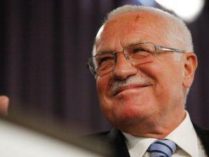 Tidligere tjekkisk præsident kræver ophævelse af sanktioner mod Rusland