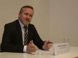 EIR stiller spørgsmål til udenrigsminister Samuelsen <br>om relationer med Rusland og Kina