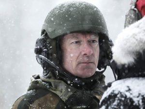Norges forsvarschef kræver en dialog mellem USA, Rusland og NATO