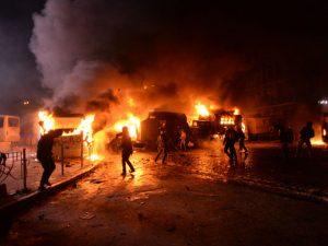 Stop Obamas og Soros' 'Maidan' i Amerika!