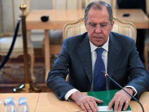 Ruslands udenrigsminister Lavrov: <br>Iran en værdifuld antiterrorisme-partner