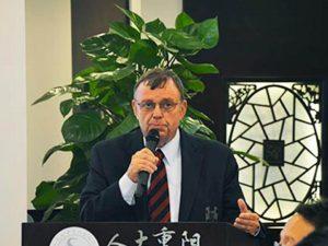 Betydningsfuldt kinesiske månedsmagasin om <br>udenrigspolitik udgiver artikel af EIR's Bill Jones