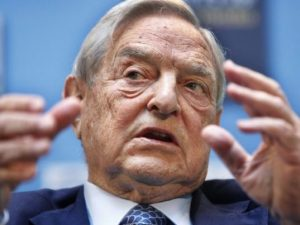 Soros til oprørske europæiske nationer: <br>Tænk ikke engang på suverænitet