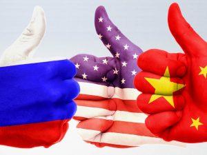 Hvorfor USA, Rusland, Kina, Indien og Tyskland må overvinde geopolitik. <br>Af Helga Zepp-LaRouche