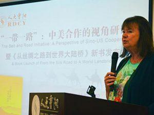 Xinhua interviewer Helga Zepp-LaRouche om nye relationer mellem USA og Kina