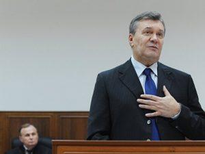 Ukraines tidligere præsident Janukovitj opfordrer Sandhedskommission til at undersøge Maidan-kup