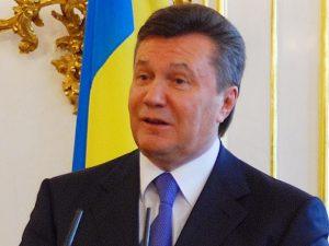 Tidligere ukrainske præsident Viktor Janukovitj anmoder præsident Trump <br>om at undersøge USA's handlinger i Maidan-kuppet