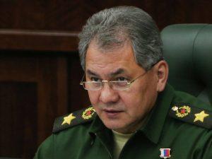 Russisk forsvarsminister angriber 'farvede revolutioner' og NATO i tale i Moskva