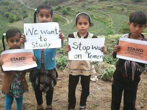 Folkemordet i Yemen accelererer; <br>Nu den værste humanitære krise i verden, <br>siger FN OCHA