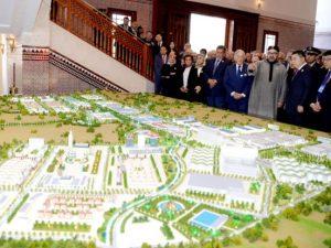 Kina vil investere $10 mia. i opførelse af teknologi-by i Tanger, Marokko