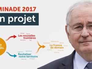 Jacques Cheminade, leder af den franske LaRouche-bevægelse, <br>godkendt som kandidat til præsidentvalget i Frankrig