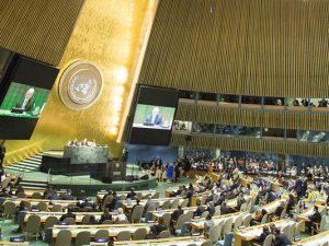 FN's Peter Thomson: Den Nye Silkevej er planetens eneste fremtid