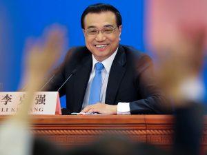 Kinas premierminister vil tilbyde Australien <br>at gå med i det Ny Silkevejsprojekt
