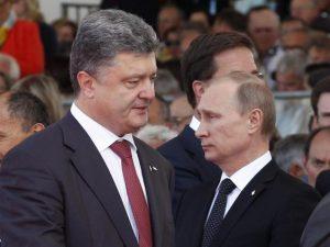 Befolkningen på Krim siger 'Nej tak' til Porosjenko