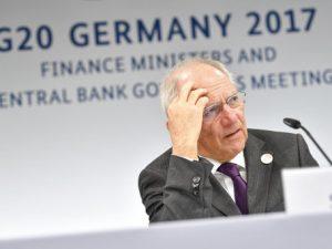 G20-finansministertopmødet i Tyskland – Verden har forandret sig