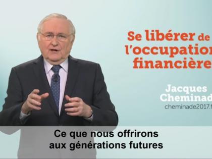 Frankrig: Jacques Cheminades anden <br>kampagneannonce går i luften <br>otte timer før søndagens valg