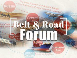 Sverige deltager i Bælt & Vej Forum 14.-15. maj i Beijing