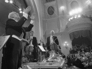 Washingtons Nationale Symfoniorkester gennemfører sandt diplomati i Rusland