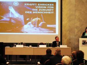 »Krafft Ehrickes vision for menneskehedens fremtid« <br>Helga Zepp-LaRouches tale på Schiller Instituttets konference <br>i München, Tyskland, den 25. marts, 2017