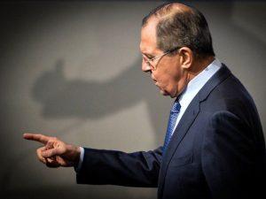 Rusland kræver svar fra briterne om kemisk prøve fra Idlib <br>– taget af briterne alene!
