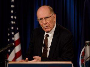 Lyndon LaRouche: <br>Vi må indføre økonomisk virkelighed