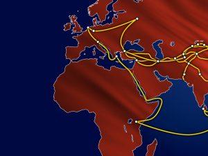 Maj-topmøde i Kina: 'Bælt & Vej-<br>arbejdstegning er nu en køreplan!' <br>Fjern det Britiske System!