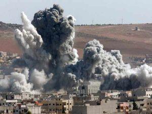 Syrien: De 'Hvide Hjelme' er en britisk skabelse