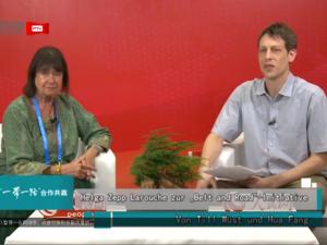 Helga Zepp-LaRouche interview til tysk Tv: <br>»Dette er det vigtigste strategiske initiativ på planeten«