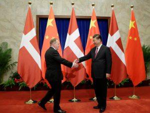 Kina advokerer samarbejde med Danmark under Bælt & Vej-initiativ