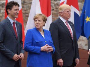 Trump har transformeret G7 fra at være <br>Det britiske Imperiums medhjælpende partner