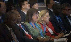 LPAC's Matthew Ogden præsenterer <br>Helga Zepp-LaRouches smukke tale <br>på Bælt &#038; Vej Forum i Beijing; engelsk