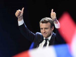 Det franske præsidentvalg: <br>Macron valgt af mangel på bedre?