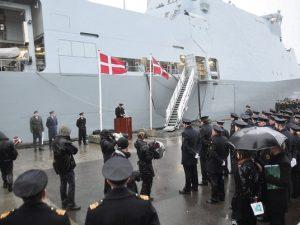 Det danske militær overvejer ny indkøbsliste midt i Trumps NATO-krav