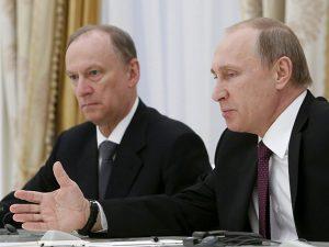 Præsident Putin: Forholdsregler for global sikkerhed <br>må respektere suveræne stater og Folkeretten