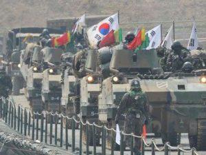 Rusland og Kina forklarer, Nordkorea vil ikke <br>afslutte sit atomvåbenprogram så længe, <br>der består en trussel
